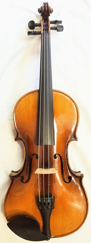...(ARCHIVED)... Antique Violin. Czechoslovakia 'JOH MICHL & SOHN' circa 1920