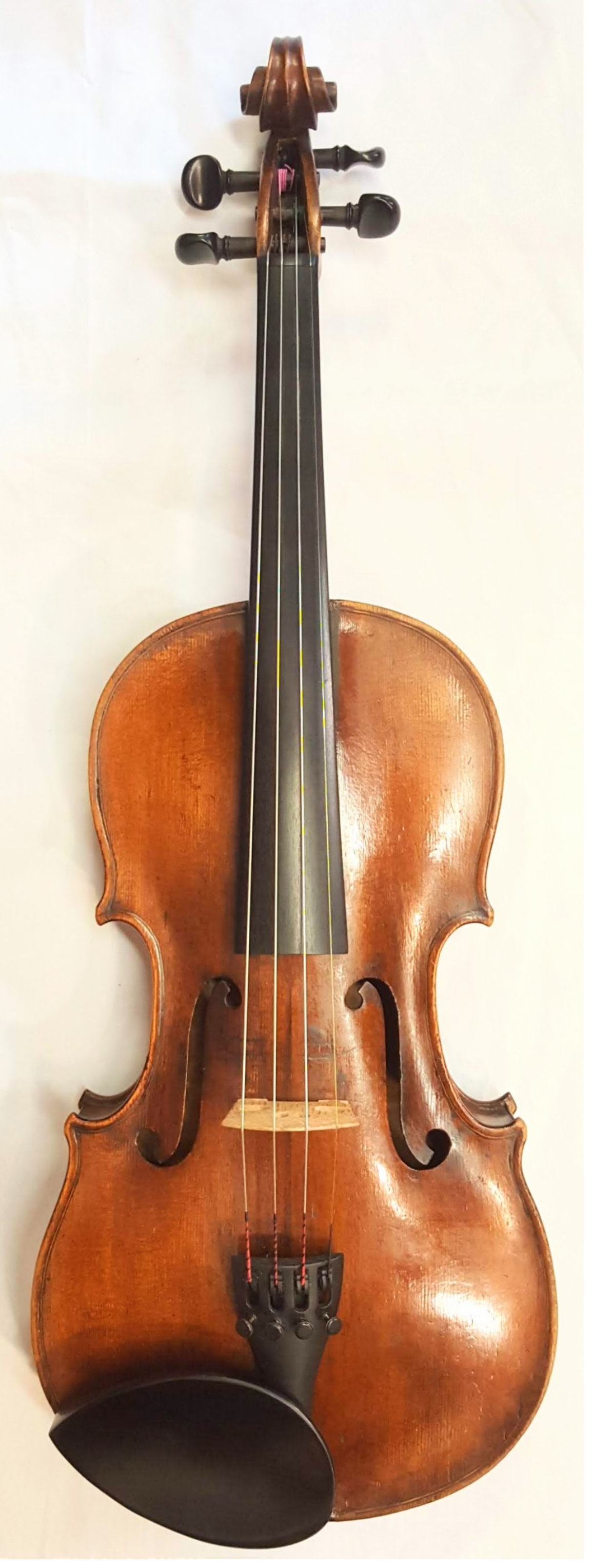 ...(ARCHIVED)... Antique Violin THOMAS POWELL London 1792