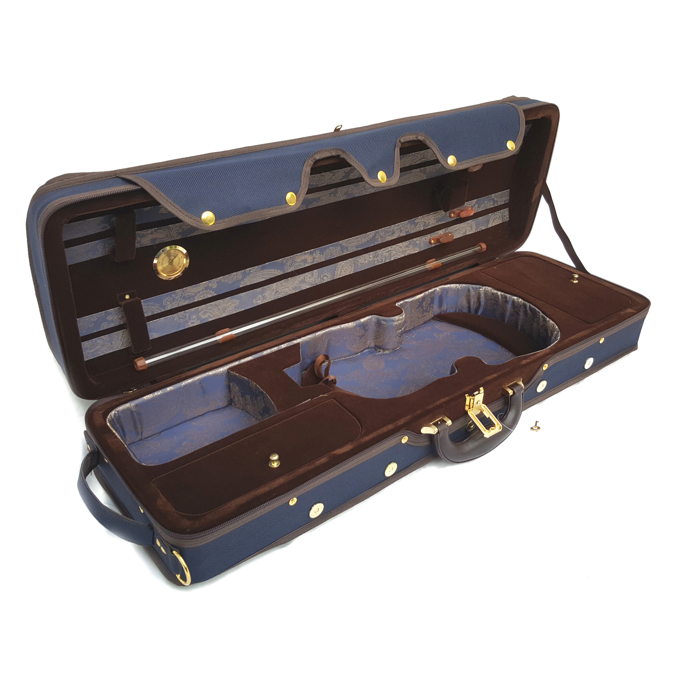 ENDEAVOUR 'advanced' oblong lightweight violin case