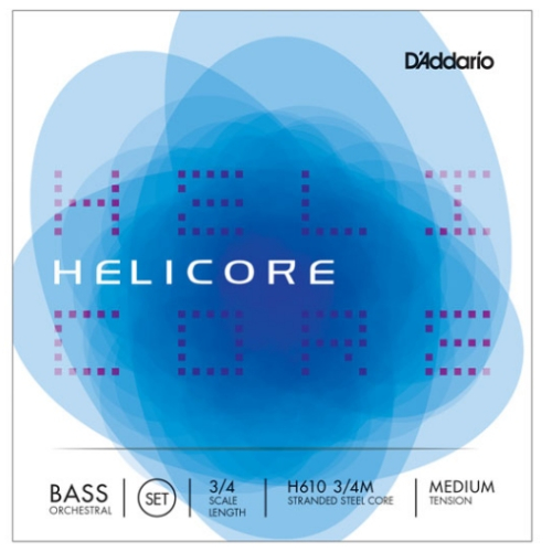 D'Addario Helicore 'Orchestral' Double Bass strings SET