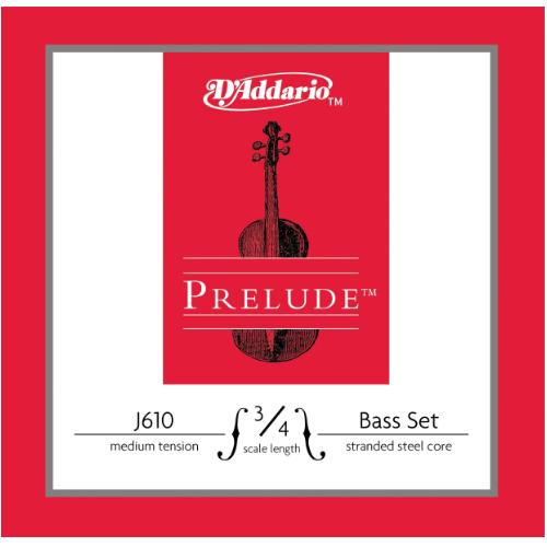 D'Addario Prelude Double Bass strings SET