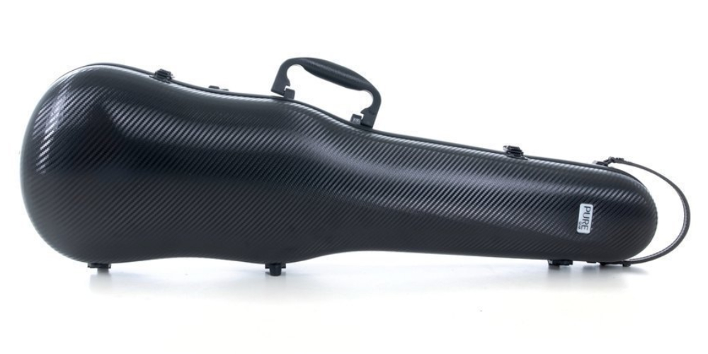 GEWA 'Pure 1.8' shaped violin case 4/4 & 3/4