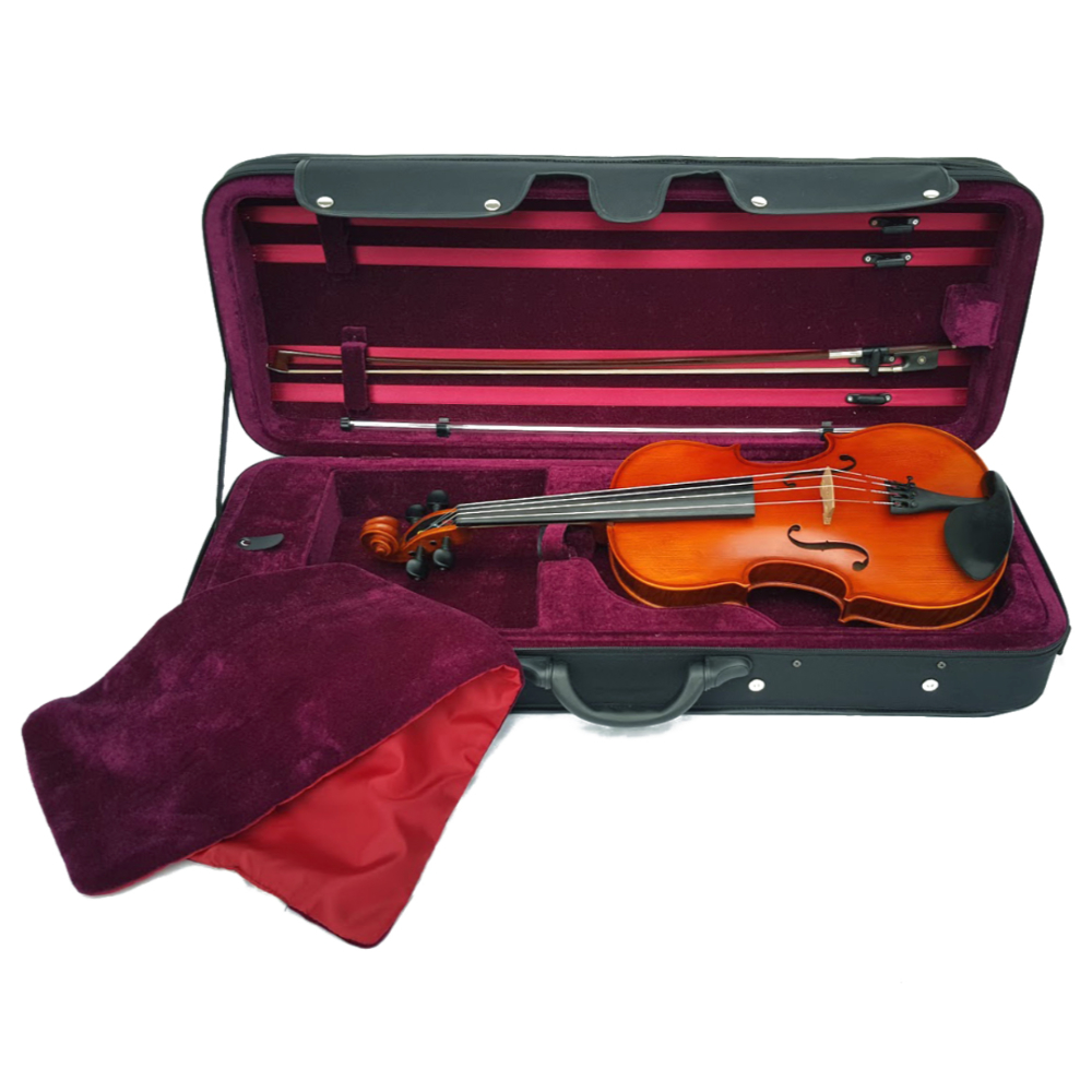 ENDEAVOUR 'advanced' oblong violA Case
